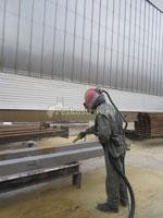 Пескоструйка и ремонт фасадов